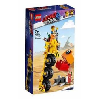 【レゴジャパン/LEGO】 70823 エメットのトライク おもちゃ ブロック 知育玩具 レゴ[▲][ホ][K]
