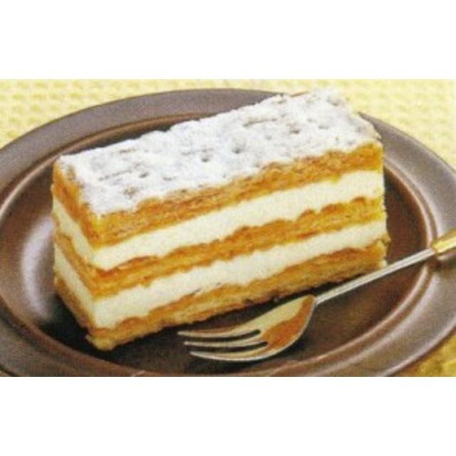ミルフィーユ 冷凍デザート ポーションケーキ 約75g×6個入