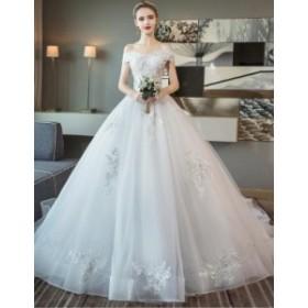 ウエディングドレス/ロングドレス/パーティードレス/披露宴ドレス/結婚式/二次会/花嫁/超可愛い/人気新品 WS-628