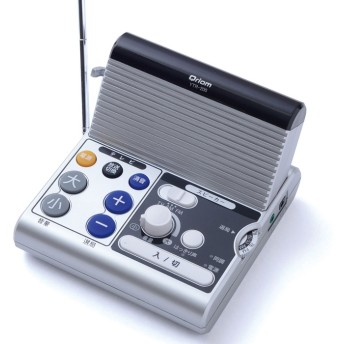 ベルーナインテリア リモコン耳元スピーカー グレー 1