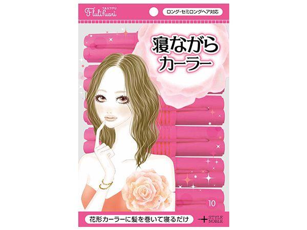 日本 NOBLE~睡眠專用柔軟髮捲(6入)【D003744】,還有更多的日韓美妝、海外保養品、零食都在小三美日,現在購買立即出貨給您。
