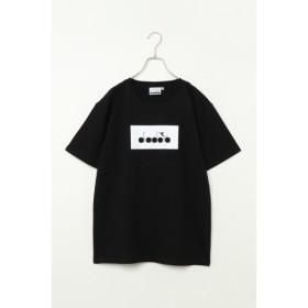 [マルイ]【セール】DIADORAボックスロゴT/イッカ メンズ(ikka)