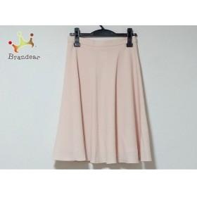 マックスマーラスタジオ MAXMARA STUDIO スカート サイズ38(I) S レディース 美品 ピンク   スペシャル特価 20191016