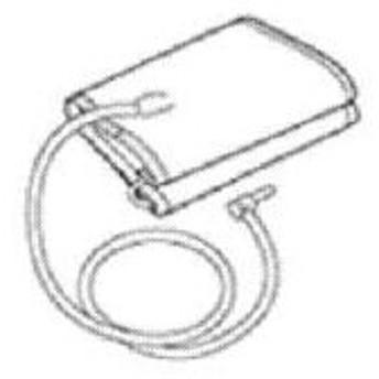 血圧計用腕帯Jタイプ (細腕用) HEM-CUFF-J