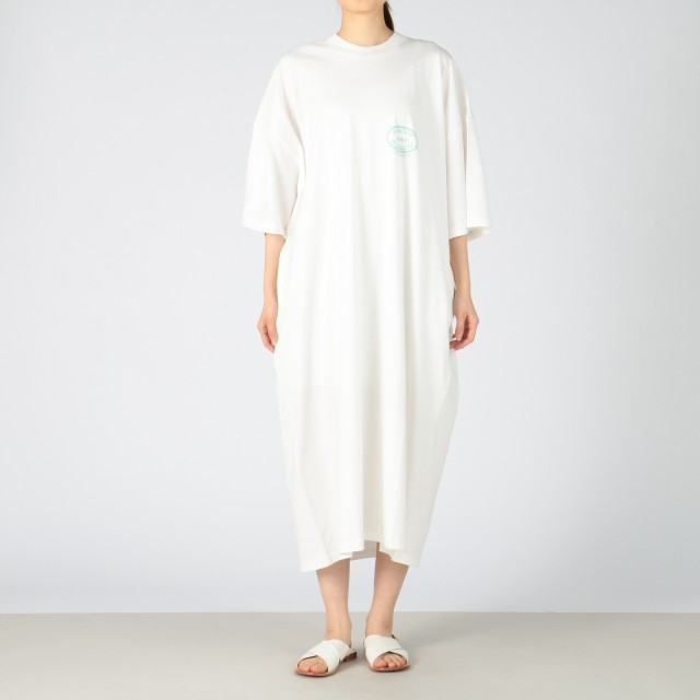 PONTI(ポンティ)/LONG TEE DRESS