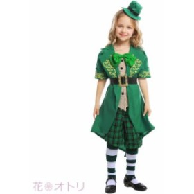 ハロウィン 魔女 精霊 妖精 フェアリー コスプレ 子供用 キッズ 女の子 コスチューム  ステージ仮装