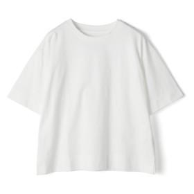 ESTNATION /BIG Tシャツ オフホワイト/38(エストネーション)◆レディース Tシャツ/カットソー