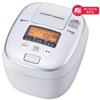 【タイガー魔法瓶】 圧力IH炊飯ジャー JPC-K10S WP IH5.5合