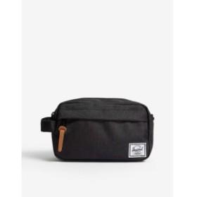 ハーシェル サプライ HERSCHEL SUPPLY CO メンズ ポーチ Chapter wash bag Black