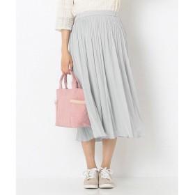 any SiS / エニィスィス 【洗える】チュールプリーツ スカート