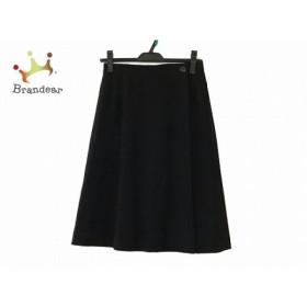 レリアン Leilian スカート サイズ9 M レディース 美品 黒 新着 20190717
