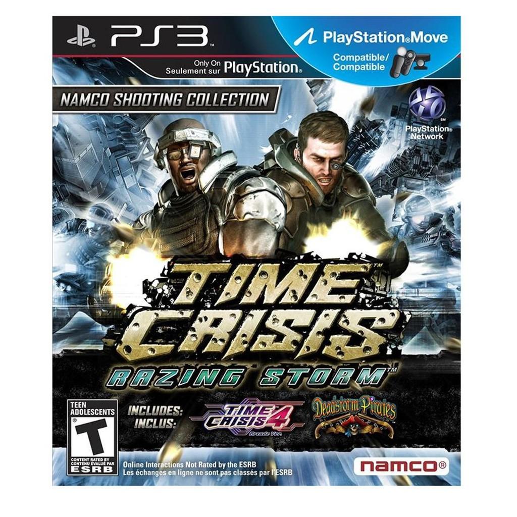 【特價優惠】 PS3原版片 火線危機 烈火風暴 英文版全新品【支援PS MOVE】台中星光電玩