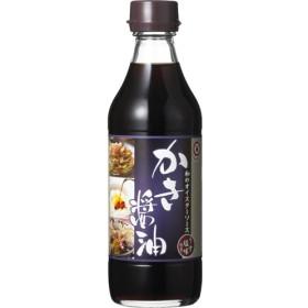 マルキン かき醤油 (360mL)