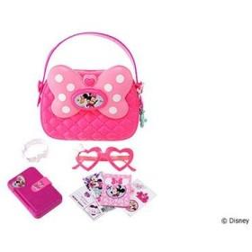 ミニーのハッピー・ヘルパー なっちゃお! ミニーマウス おしゃれいっぱい バッグセット ライフスタイル おもちゃ・ホビー 女の子向けおもちゃ au WALLET Market