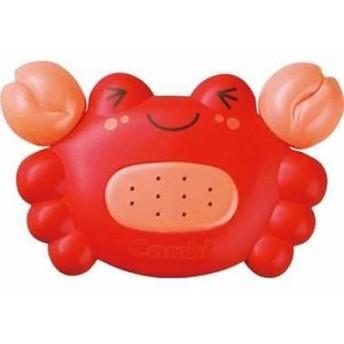 【コンビ】 ブクブクかにさん おもちゃ 知育玩具 プリスクールトイ コンビ[▲][ホ][K]