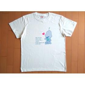 宇宙人こめくるTシャツ