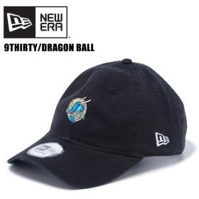 ニュー エラ NEW ERA  9THIRTY クロスストラップ DRAGON BALL ドラゴンボール タイトル   Black   龍 キャップ 帽子 男性用[BB]