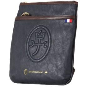 カバンのセレクション カステルバジャック ショルダーバッグ メンズ レディース 033101 斜めがけ ブランド ユニセックス ネイビー 在庫 【Bag & Luggage SELECTION】