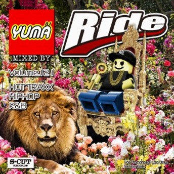 【DJ YUMA】RIDE Volume.121/HIP HOP R&B/MIX CD