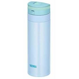 水筒 真空断熱ケータイマグ ワンタッチオープンタイプ 350ml BL[JNS-350 BL](ブルー, 0.35L)