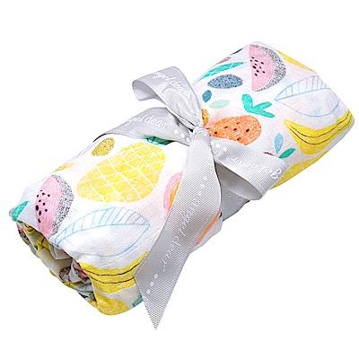 美國 Angel Dear 竹纖維嬰幼兒包巾禮盒 (繽紛水果)
