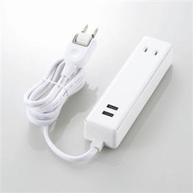 【エレコム】 USBタップ MOT-U09-2215WH OAタツプ