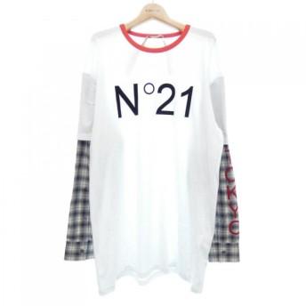 【未使用品】ヌメロヴェントゥーノ N°21 Tシャツ