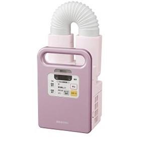 アイリスオーヤマ 布団乾燥機 カラリエ ピンク マットなし FK-C1-P