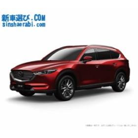 《新車 マツダ CX-8 4WD 2500 25T L Package 7人乗り 》