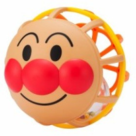 アンパンマン しゃかしゃか顔ボール おもちゃ こども 子供 知育 勉強 ベビー 0歳2ヶ月~