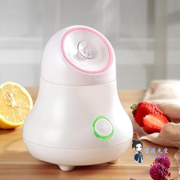 大容量新款熱噴果蔬蒸臉器儀納米牛奶補水儀面部家用保濕加濕