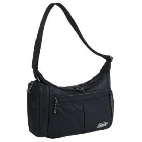 (Bag & Luggage SELECTION/カバンのセレクション)コールマン ショルダーバッグ メンズ レディース ウォーカー Coleman WALKER COOL SHOULDER MD/ユニセックス ブラック