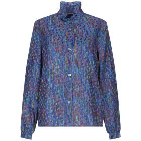 《期間限定 セール開催中》VANESSA SEWARD レディース シャツ ブライトブルー 40 シルク 100%