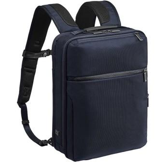 カバンのセレクション エース ジーンレーベル ガジェタブルCB リュック ビジネスリュック メンズ A4 ACE 62361 ユニセックス ネイビー フリー 【Bag & Luggage SELECTION】