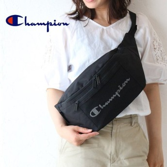チャンピオン ウエストバッグ メッシュ ソルト デイパック エース Champion 62164 旅行 セカンドバッグ 男女兼用 正規品