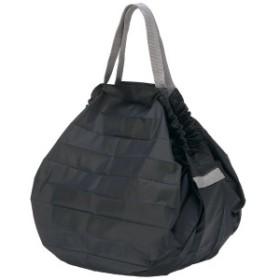 マーナ コンパクトバッグM Shupatto(シュパット) ブラック S438BK