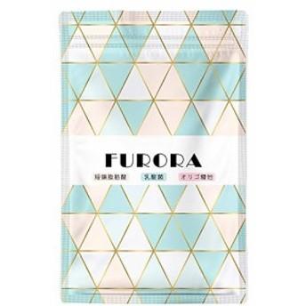 【公式】FURORA フロラ ダイエット サプリ 乳酸菌 短鎖脂肪酸 酪酸菌 ビフィズス菌 腸内フローラ プロバイオティクス 1袋(30粒 約30日分