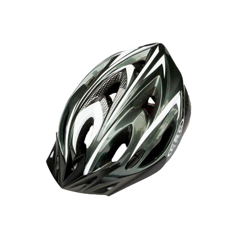 CSC CS-1500低風阻安全帽-輕量安全時尚運動感(鈦色)[05150032]