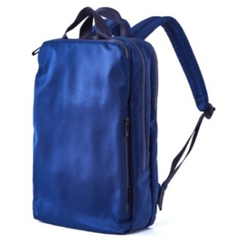 (Bag & Luggage SELECTION/カバンのセレクション)アンクール リュック ビジネスリュック メンズ レディース スクエア ブランド 撥水 防水 Un coeur NTR 906271/ユニセックス ネイビー 送料無料