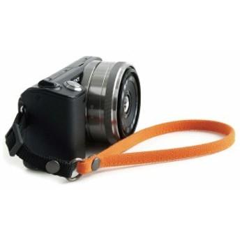バンナイズ 片手 で 持ちやすく 操作しやすい 帆布 の カメラ 用 ハンド ストラップ (8号 帆布
