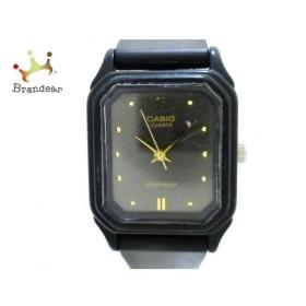 カシオ CASIO 腕時計 LQ-142 レディース 黒 新着 20190718