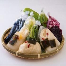 <京漬物 きさらぎ漬 丹波>季節の漬物 詰め合わせ(11~13種)