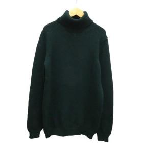 ROBERTO COLLINA タートルネックニットセーター 並行品 グリーン サイズ:- (堅田店) 190718