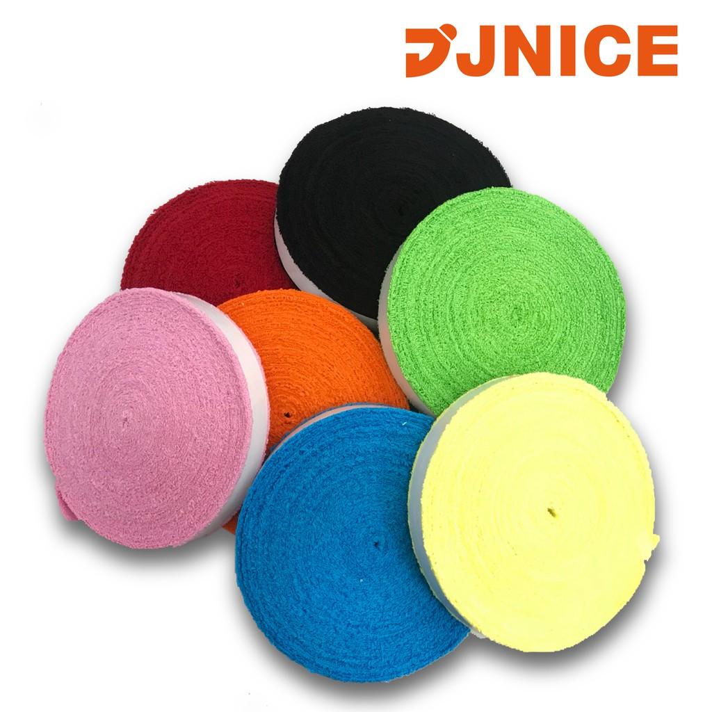 【JNICE久奈司】長纖毛巾大捲握把布 (握把帶/羽球/網球/壁球/長毛款/台灣製造)