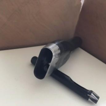 PB38/15 iPhone8. iPhoneX 特殊美錠抜きポンチ職人オーダーハンドメイド38*15mm