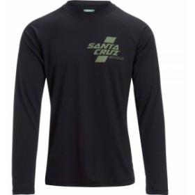 サンタクルーズバイシクル Santa Cruz Bicycles メンズ トップス 自転車 Tech Long - Sleeve Shirts Olive