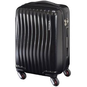 (Bag & Luggage SELECTION/カバンのセレクション)スーツケース 機内持ち込み Sサイズ 超軽量 静音 34L フリクエンター FREQUENTER 1-622 キャリーケース キャリーバッグ/ユニセックス ブラック