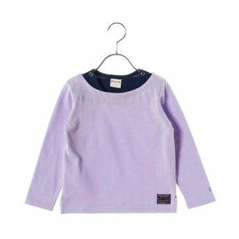 [ベビー]PICNIC MARKET Tシャツ パープル ベビー・キッズウェア ベビー(70~95cm) トップス(男児) (156)