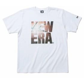 ニューエラ Tシャツ ◆ NEW ERA パフォーマンス Tシャツ バスケットボール スクエア ニューエラ ホワイト 11901347