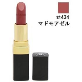 シャネル CHANEL ルージュ ココ #434 マドモアゼル 3.5g 化粧品 コスメ ROUGE COCO HYDRATING CREME LIP COLOUR 434 MADEMOISELLE